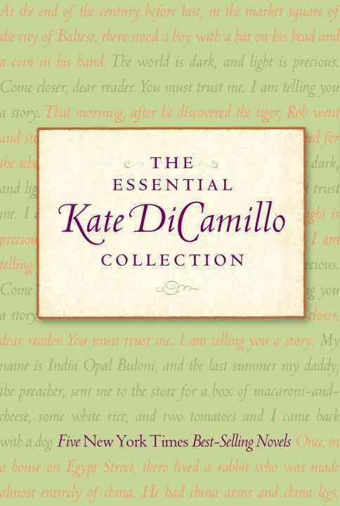 The Essential Kate Dicamillo Collection By DiCamillo, Kate